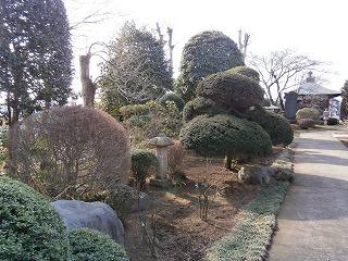 慶性院庭園