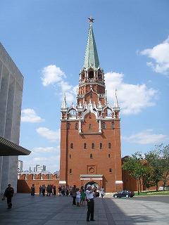 モスクワ入口塔2
