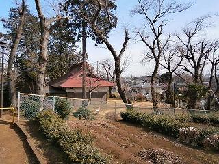 神明社全景