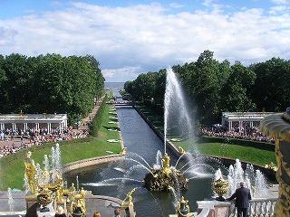 夏の宮殿1
