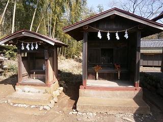 熊野神社境内社