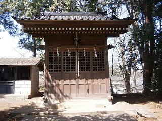 天満宮社殿