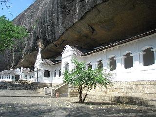 ダンブ石窟2