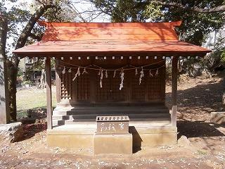 日吉神社境内社