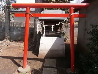 熊野神社稲荷