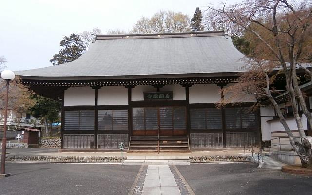 長円寺本堂