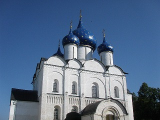 スズダリラジ聖堂