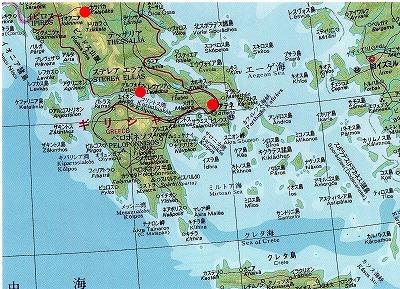 ギリシャ地図2-2048
