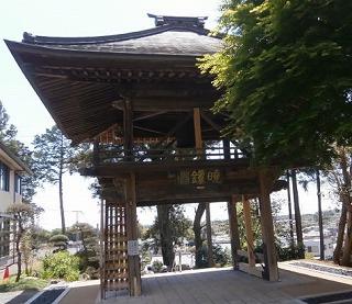薬王寺鐘楼