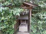 浮島神社境内3