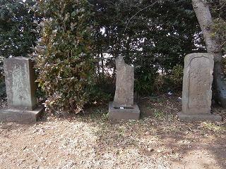 住吉神社石塔