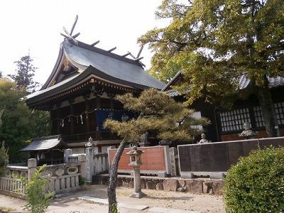 総社宮本殿