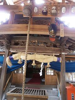総社宮拝殿