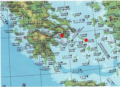 ギリシャ地図066