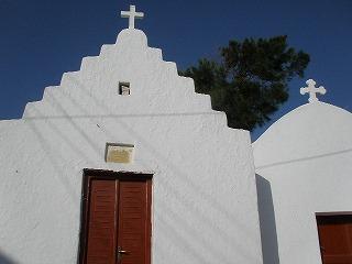ミコノス街教会