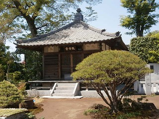 禅昌寺観音堂