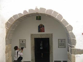 パトモス島教会