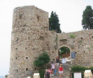 パトモス島要塞