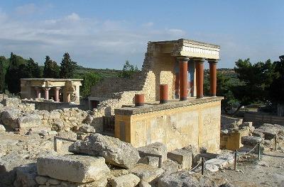 クレタ宮殿3