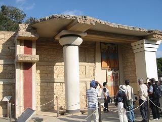 クレタ宮殿1