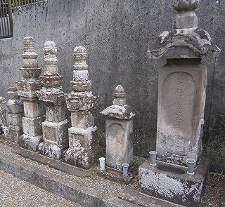 小川家墓禅昌寺2