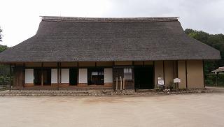 須賀神社里山