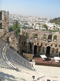 アテネ劇場