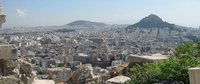 アテネ展望