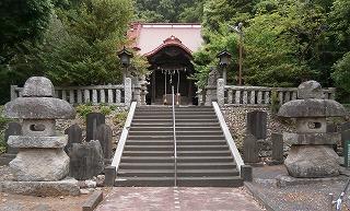天神社燈籠