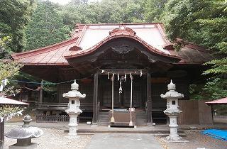 天神社社殿