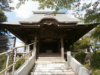 福正寺観音堂
