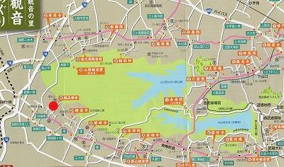 福正寺霊場図105