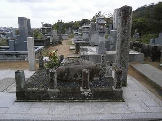 出雲阿国墓