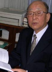 鈴木章氏(北海道大学名誉教授)