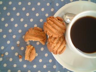 ピーナッツとコーヒー