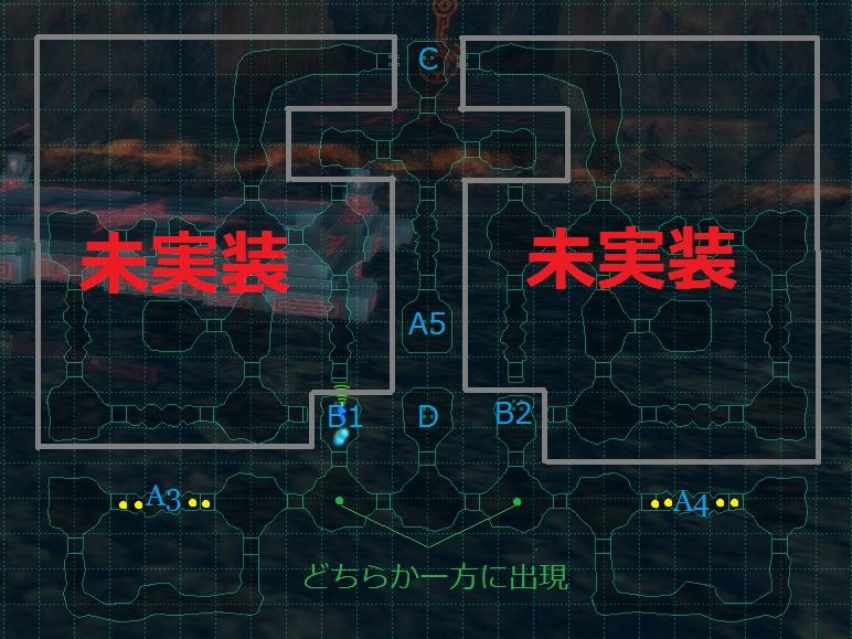 ザク金MAP2
