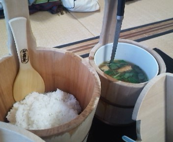 萬福寺食事2