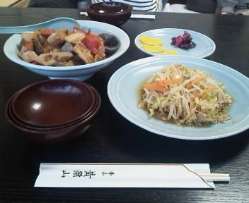 萬福寺食事1