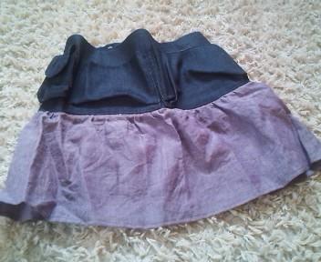 エプロンスカート