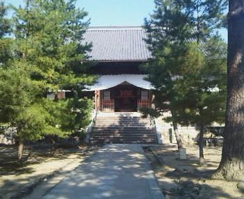 萬福寺参道
