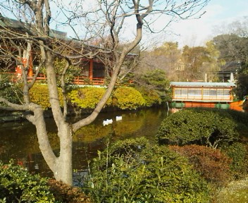 神泉苑その2