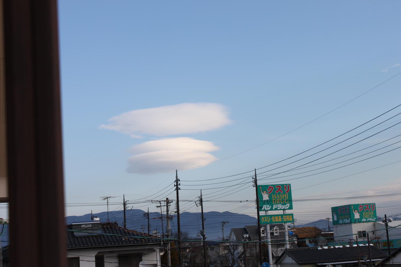 福島震災翌日