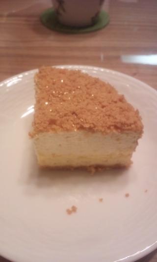Wチーズケーキ2