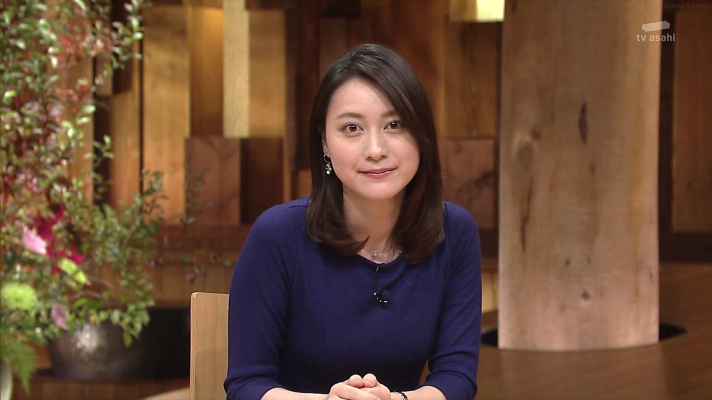 cap2012c 小川彩佳 20141111 報ステ 女子アナ キャプチャー画像