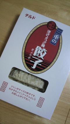 津ぎょうざ風餃子
