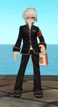 クロモド制服