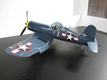 チャンスヴォートF4U-1バードケージコルセア
