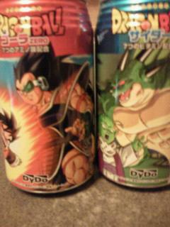 ドラゴンゴール 缶ジュース