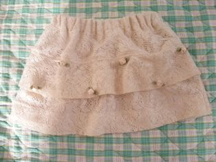 きぃちゃん(=^ェ^=)のスカート