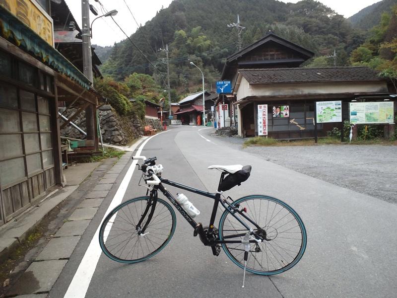 和田峠登り口
